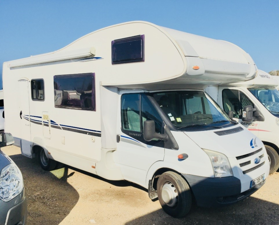 camping-car ROLLER TEAM ELLIOT MAXI 7
