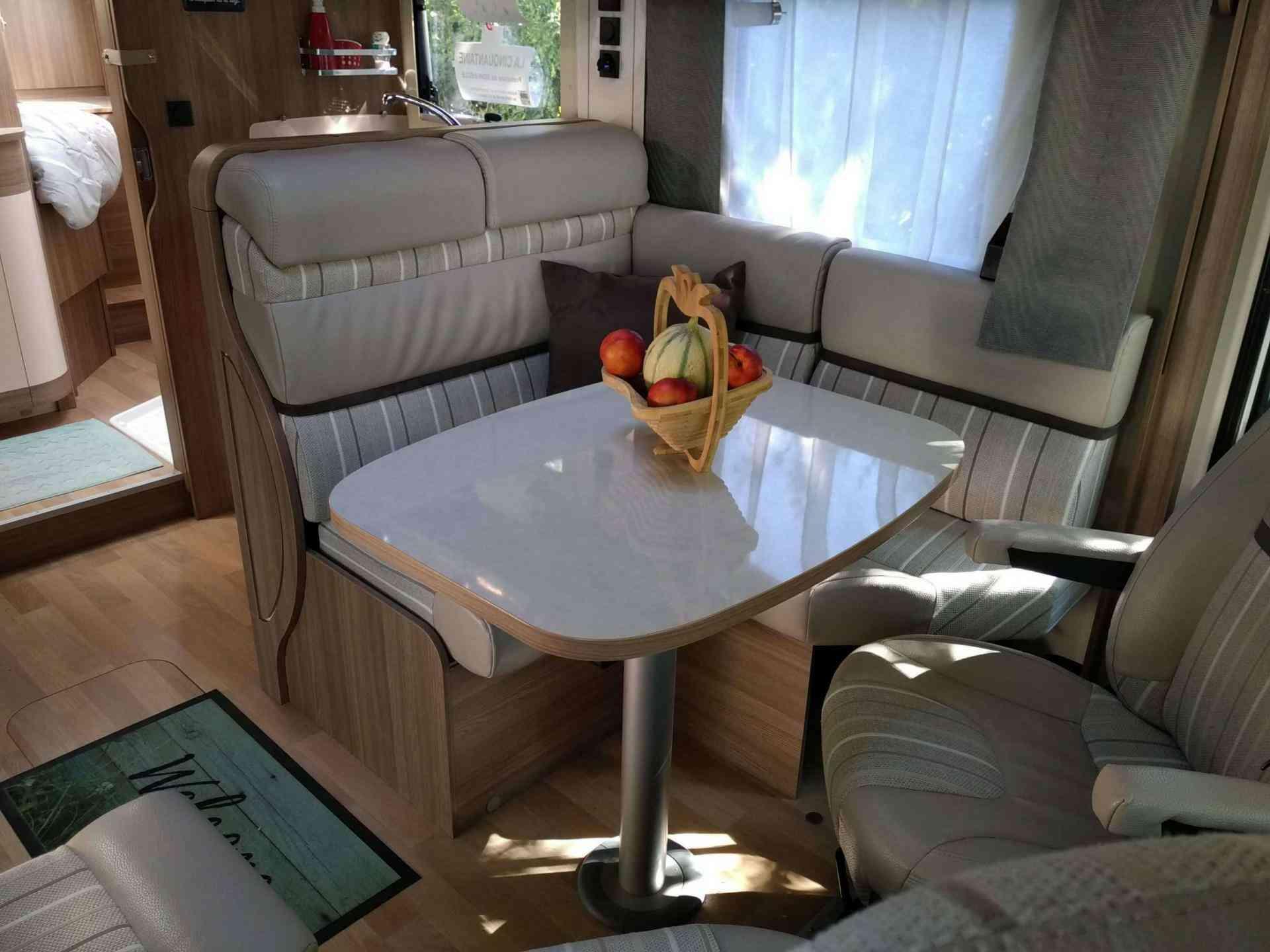 camping-car RAPIDO 881 F