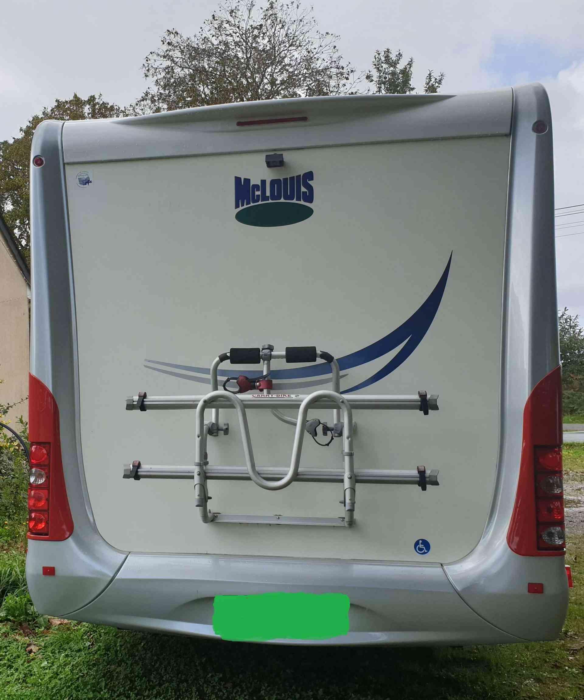 camping-car MC LOUIS NEVIS 872