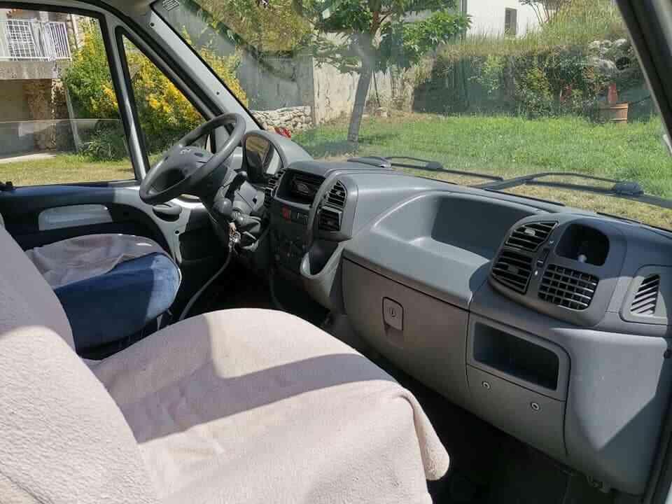 camping-car  TEAM ELLIOT
