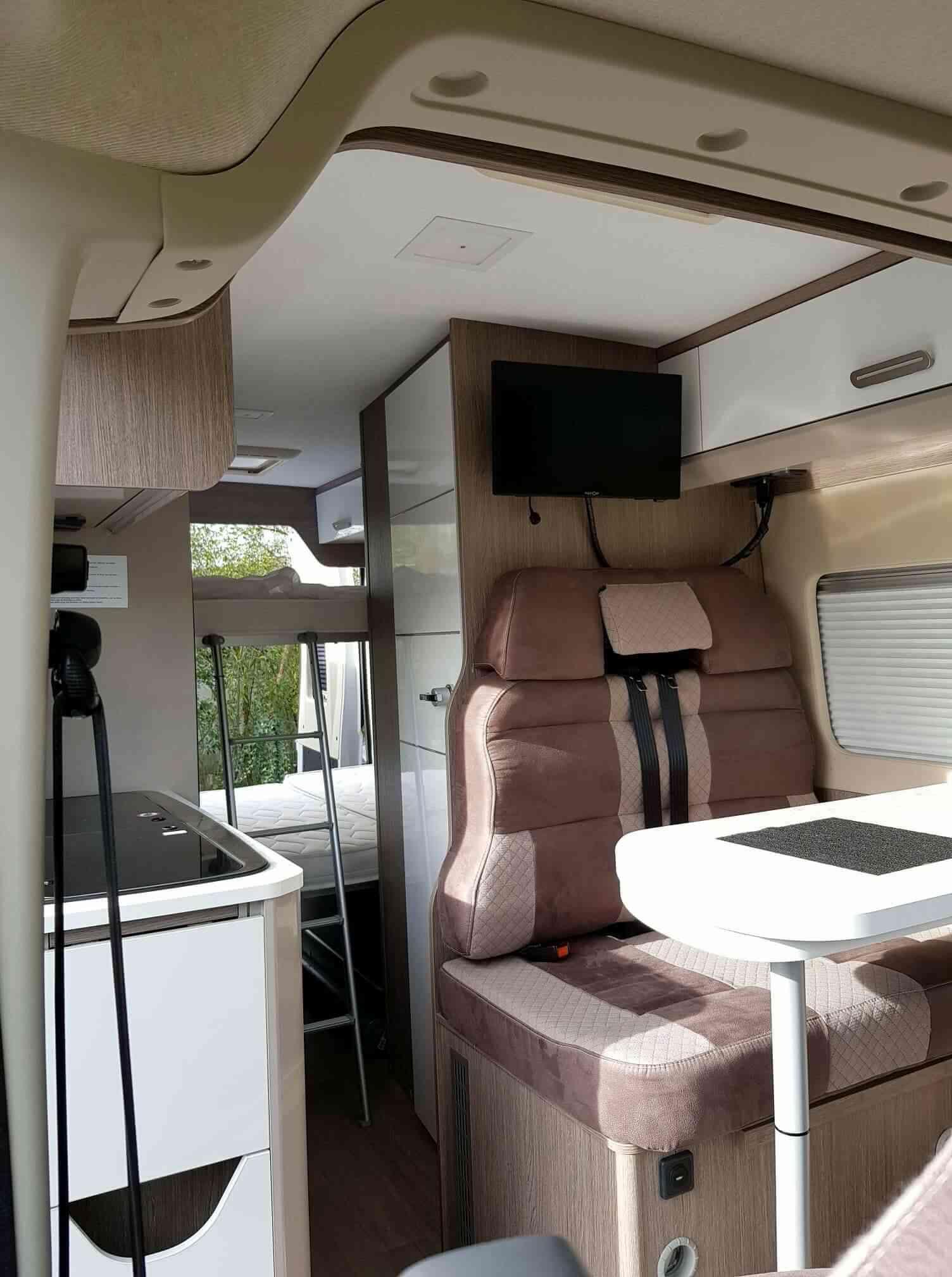 camping-car  CHALLENGER  VANY 114 MAX