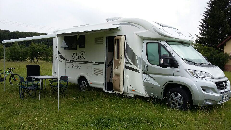 camping-car MC LOUIS YEARLING 89 Série Limitée