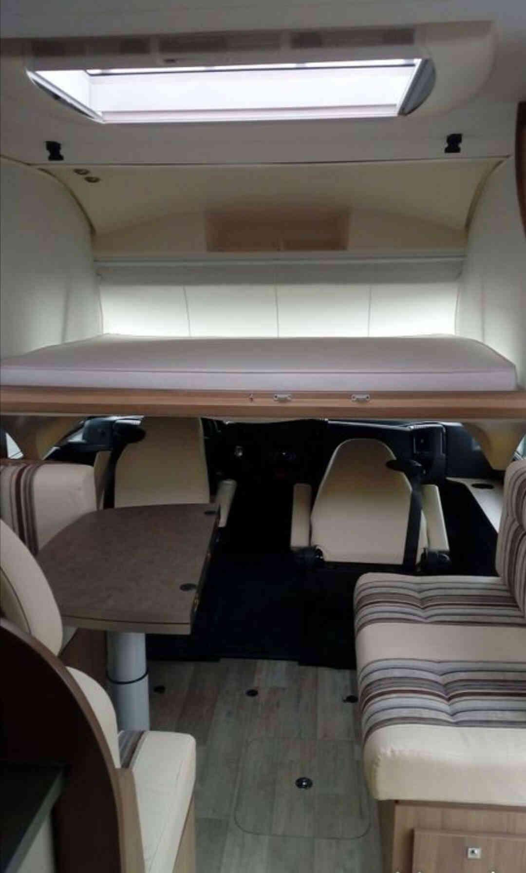 camping-car PILOTE G 600 AVENTURA