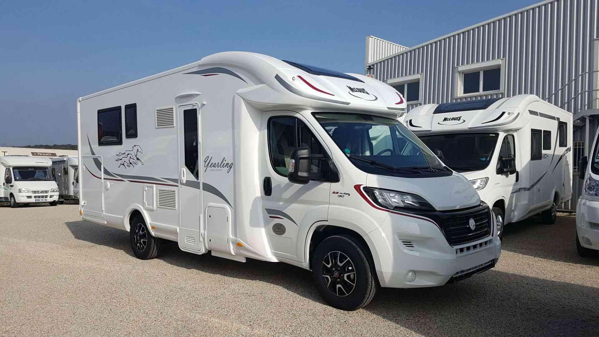 camping-car MC LOUIS YEARLING 81G