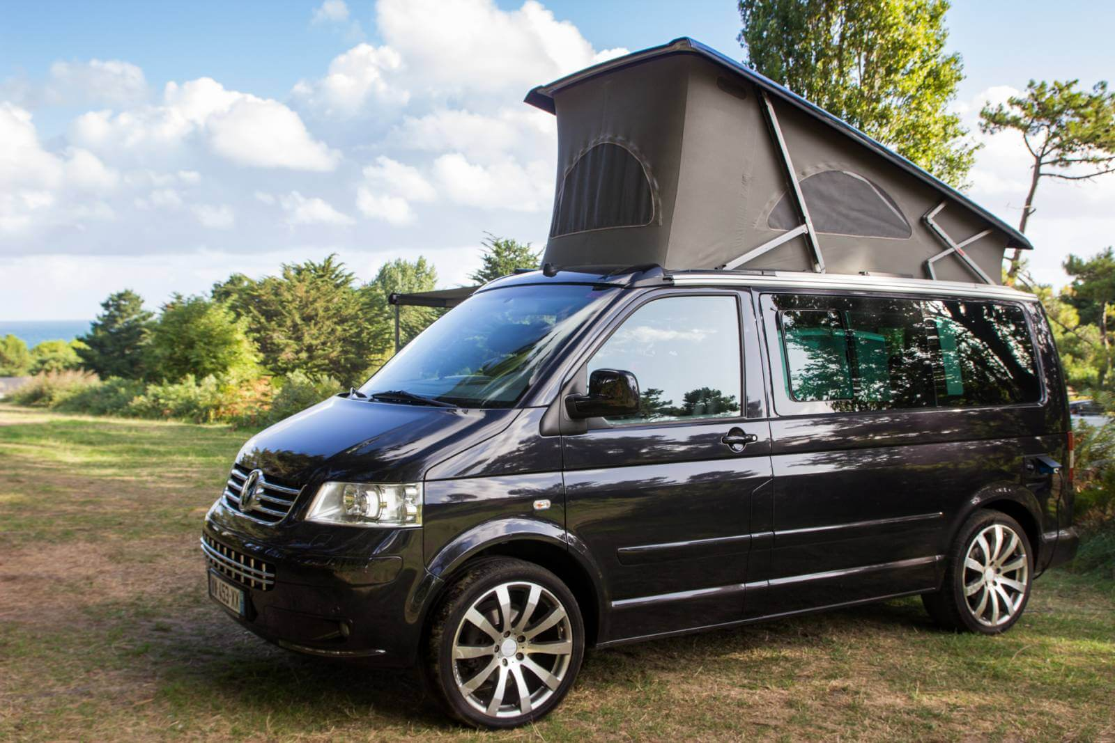 camping-car T5 CALIFORNIA