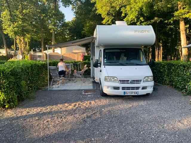 camping-car PILOTE A5 ATLANTIS