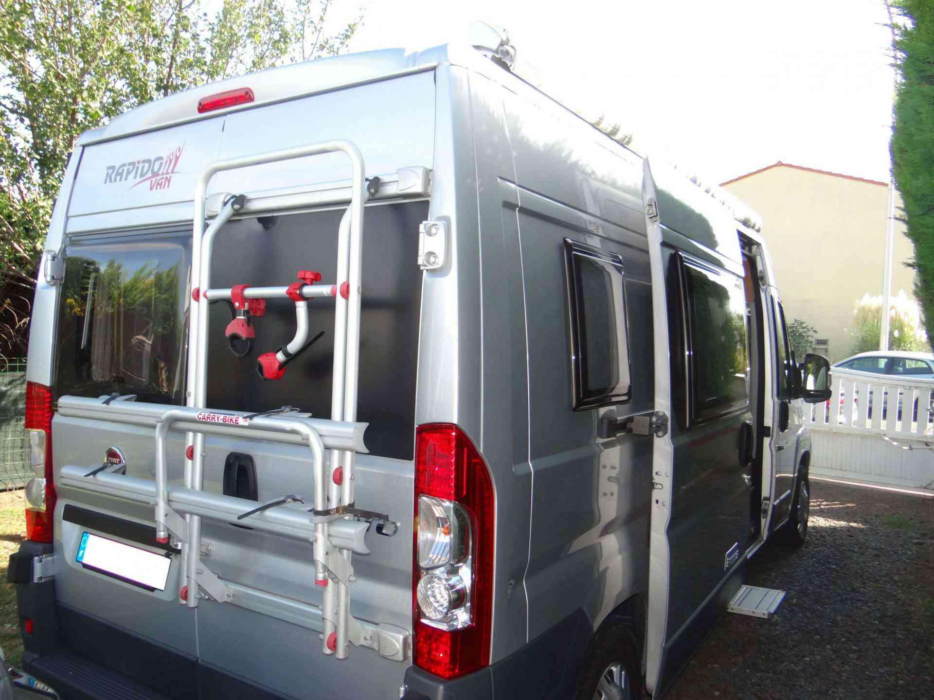 camping-car RAPIDO V56