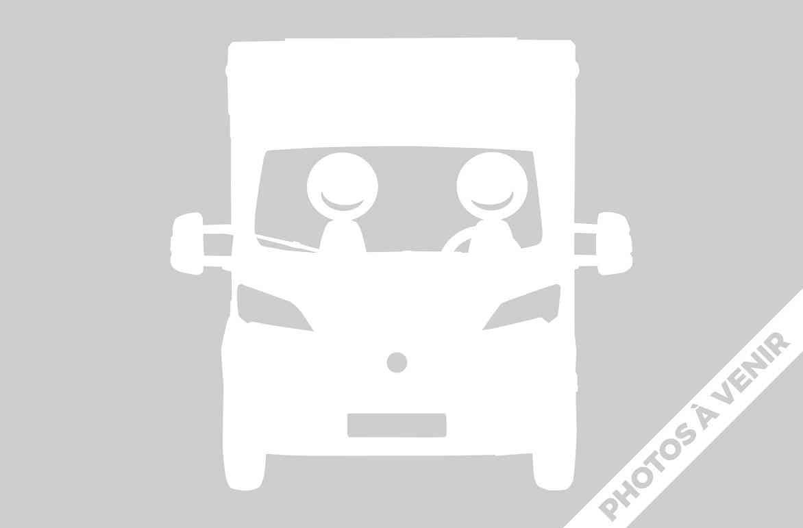 camping-car HYMER TCL 678