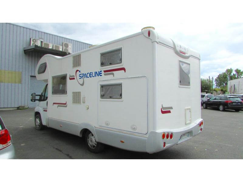 camping-car JOINT SPACELINE