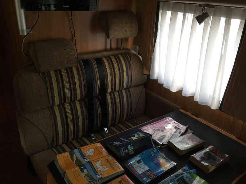 camping-car BURSTNER MARANO T590