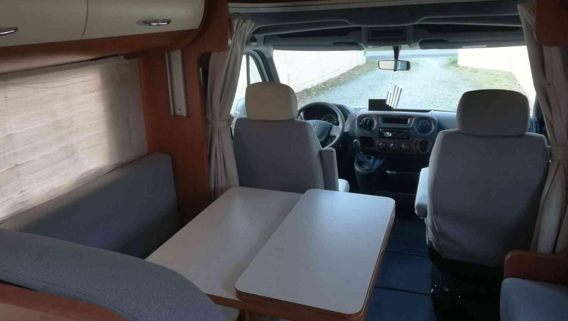 camping-car ARCA P 697 LSX