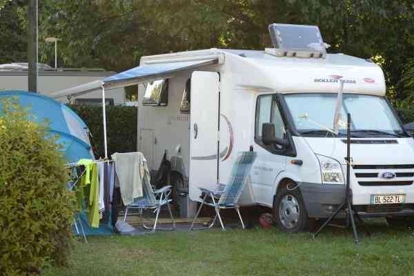 camping-car ROLLER TEAM AUTOROLLER XLP extérieur latéral droit
