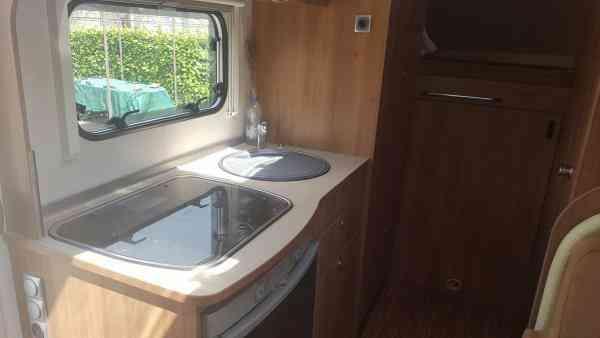 camping-car BURSTNER A 645
