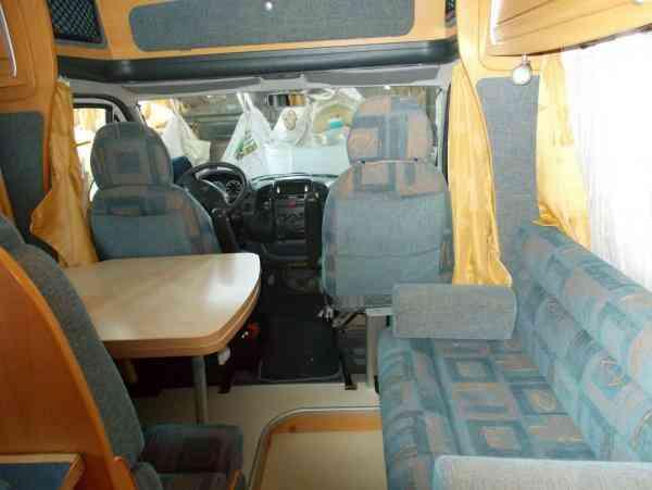 camping-car CHALLENGER GENESIS 38