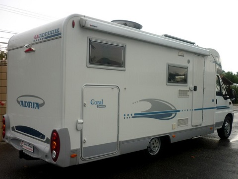 camping-car ADRIA CORAL 660 SL