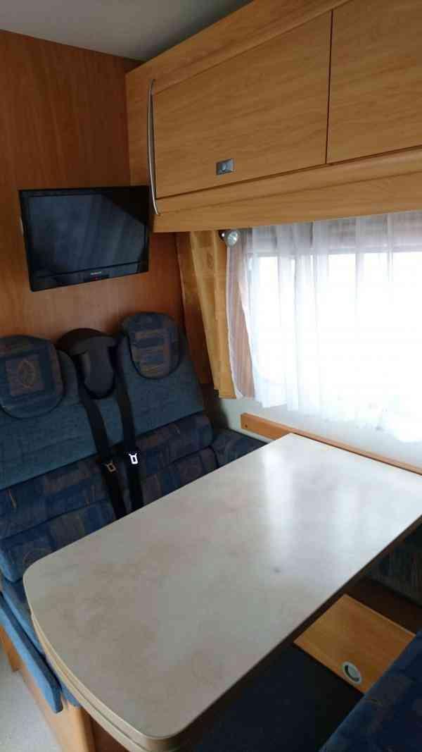 camping-car CHALLENGER GENESIS 43