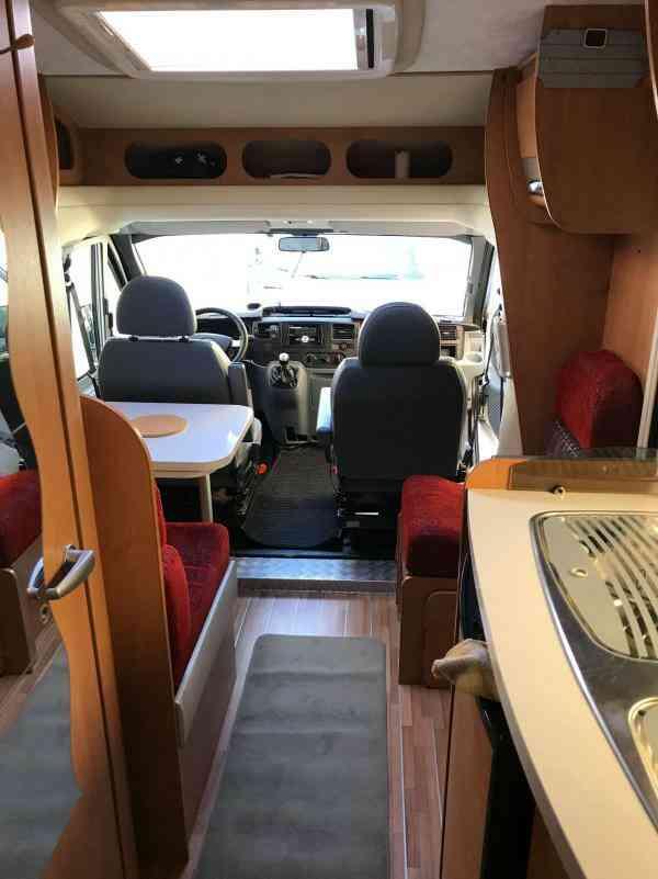 camping-car ROLLER TEAM AUTOROLLER XLP