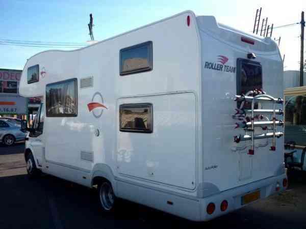 camping-car ROLLER TEAM AUTO ROLLER 7 MAXI