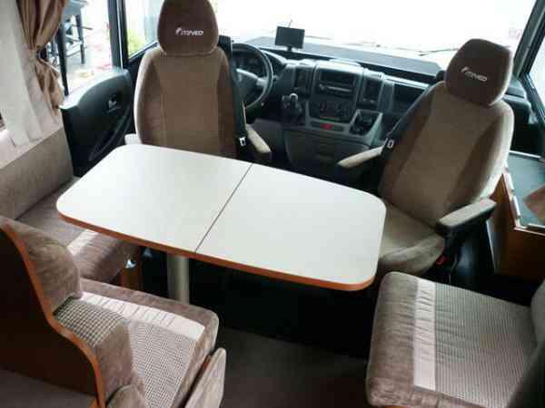 camping-car ITINEO 740 MB