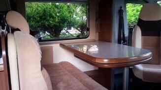 camping-car BURSTNER IXEO PLUS IT 724
