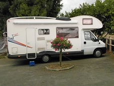 camping-car JOINT J 365
