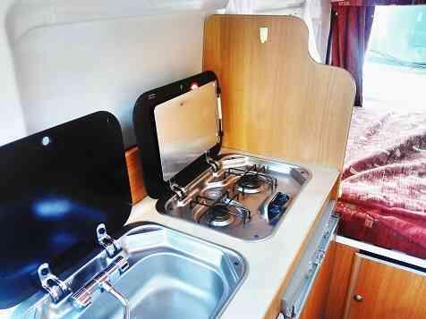 camping-car FONT VENDOME LE BRANTOME