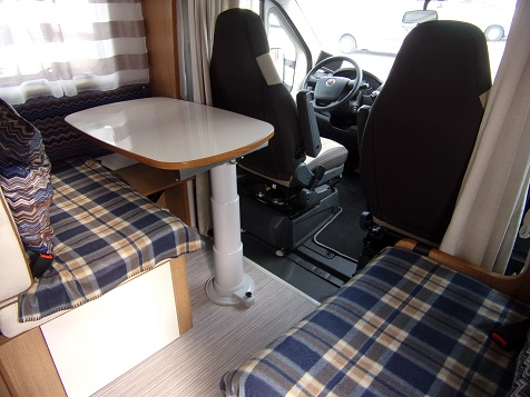 camping-car RIMOR SILVER LINE SEAL 69 P
