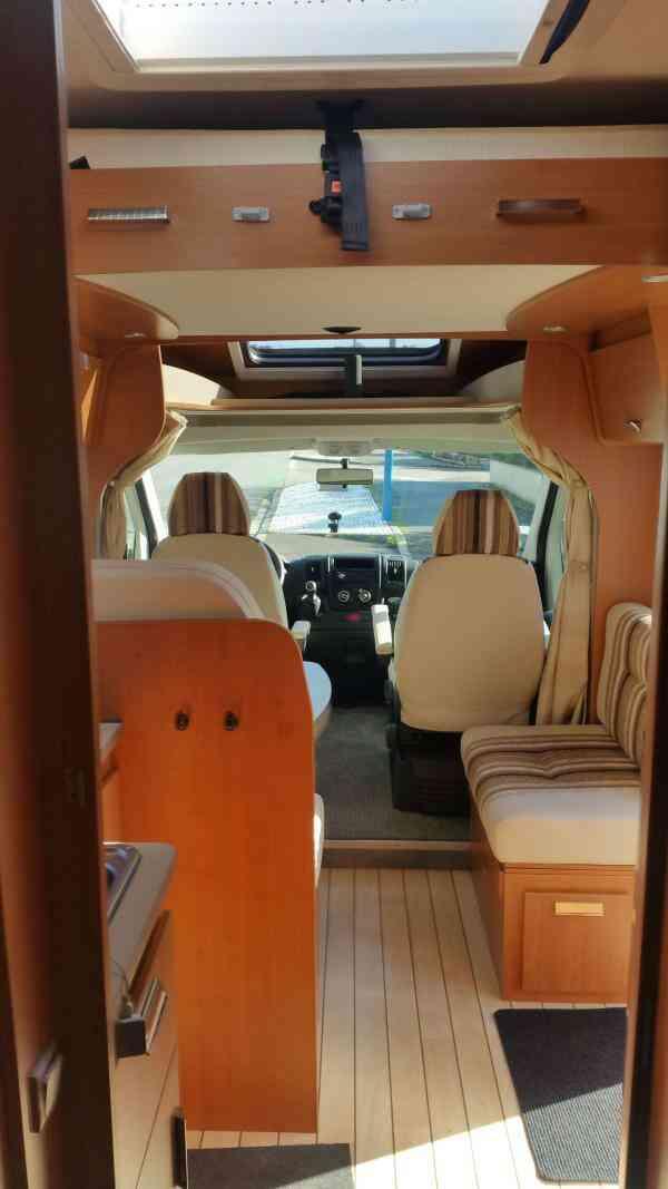 camping-car MOOVEO P 007
