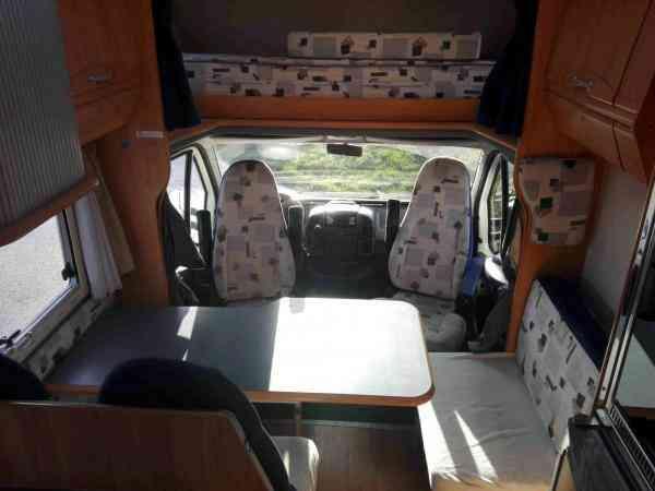 camping-car ADRIA 670 SK