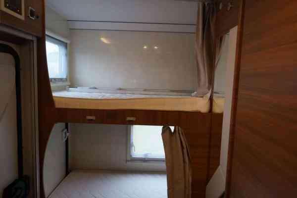 camping-car ELNAGH BARON 22
