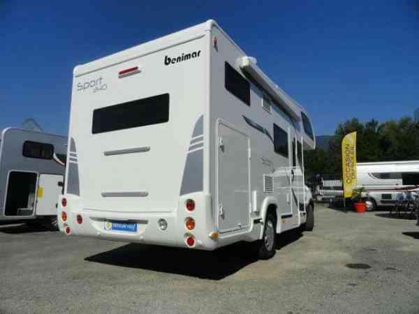 camping-car BENIMAR 340 UP SPORT