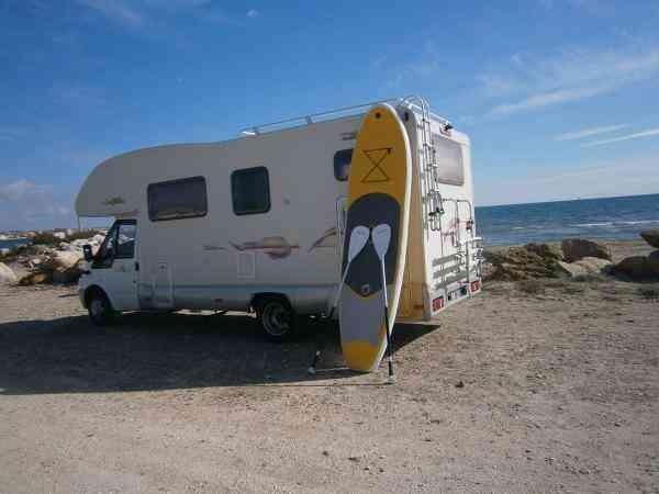 camping-car RIMOR EUROPEO NG 5
