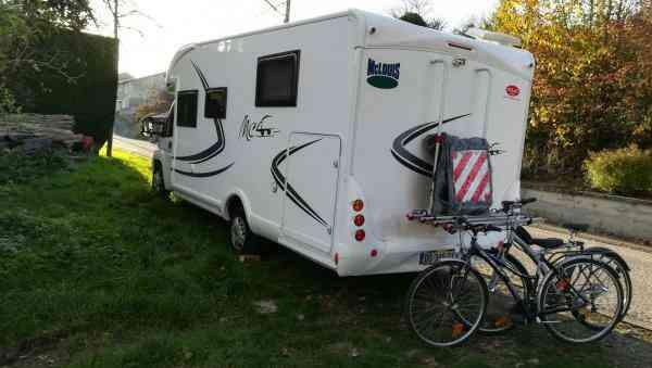 camping-car MC LOUIS MCA 74G
