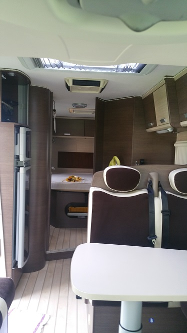 camping-car BAVARIA I 74 LC ARTIC