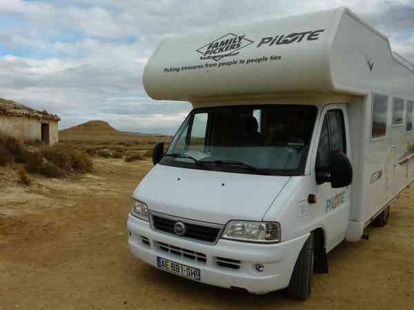 camping-car PILOTE A5