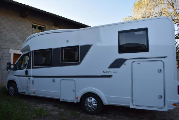 camping-car ADRIA MATRIX PLUS 670 SL