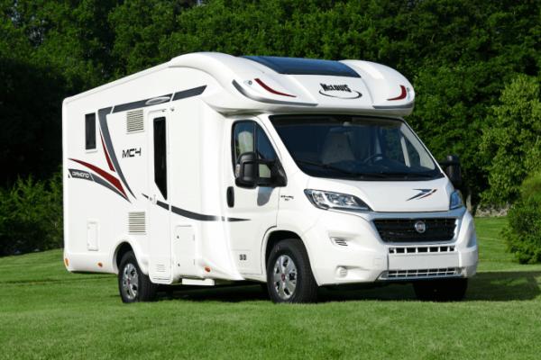 camping-car MC LOUIS MC4 80 G DIAMOND