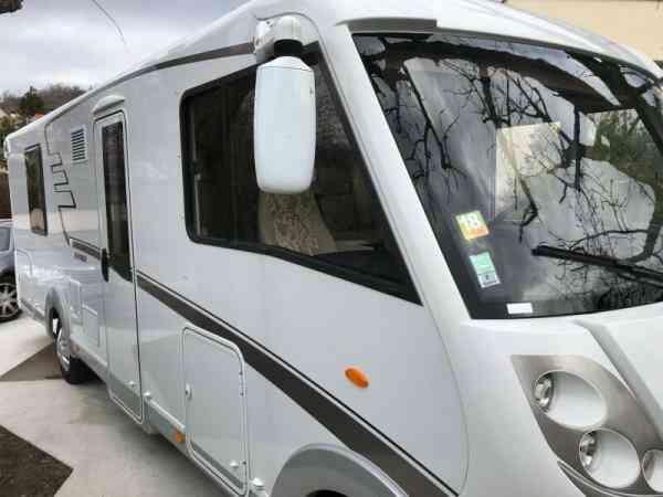 camping-car HYMER CLASSIC I 698
