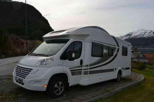 camping-car DETHLEFFS MAGIC Edition T 7151