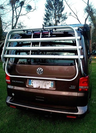 camping-car VOLKSWAGEN CALIFORNIA T5