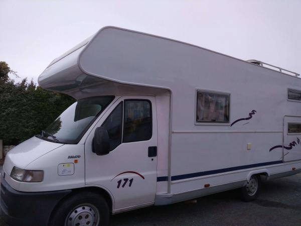 camping-car CHALLENGER 171
