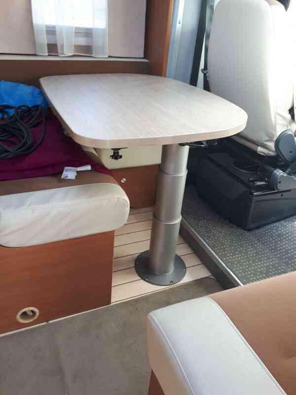 camping-car PILOTE AVENTURA P 730