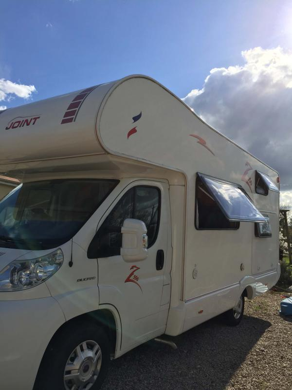camping-car JOINT Z 350