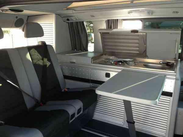 camping-car MERCEDES MARCO POLO