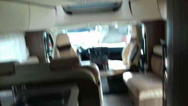 camping-car BURSTNER IXEO