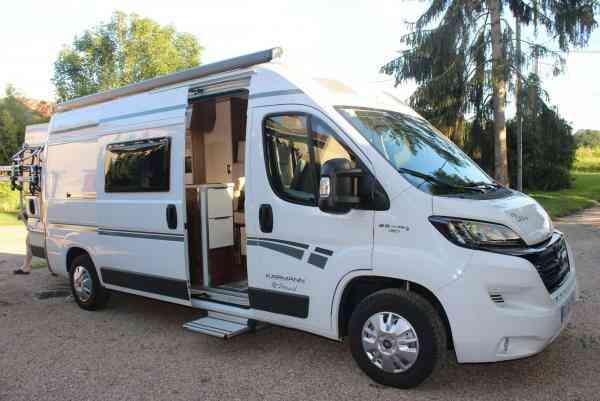 camping-car KARMAN MOBIL