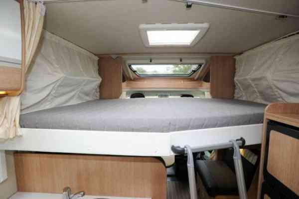 camping-car SUNLIGHT T69L