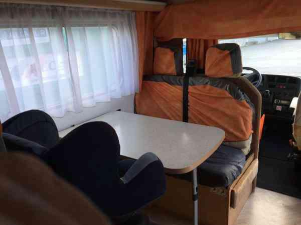 camping-car BURSTNER