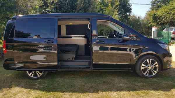 camping-car MARCO POLO V250 BOITE AUTO