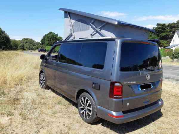 camping-car VOLKSWAGEN CALIFORNIA COAST